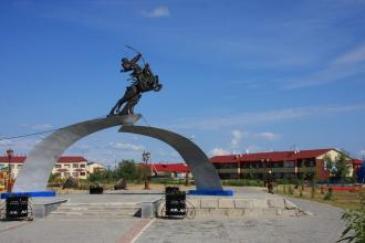 Krasnoselkup Красноселькуп