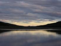 Нижняя Тунгуска на закате