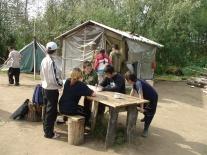 Экондинский летний этнический лагерь на Аяне