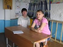 Ольга Ивановна Удыгир и Иннокентий Алексеевич Панкагир