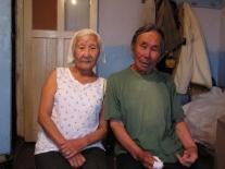 Екатерина Ивановна и Владимир Романович Дарушкины