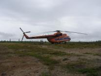 Вертолет – автобус тундры