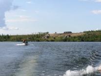 Стойбище Бунеевых на озере Подвальном
