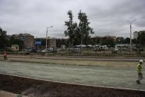 Южно-Сахалинск. Ремонт дороги