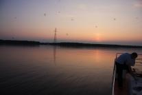 река Таз Сидоровск Красноселькупский район ЯНАО river Taz Sidorovsk Krasnoselkupsky district Yamal