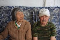 Зоя Иннокентьевна Хромова и Юрий Северьянович Сафонов