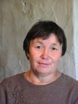 Альбина Яковлевна Жаркова (Дорожкина)