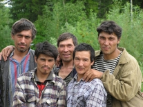 Мужчины Суломая