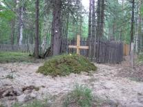 Кладбище Сургутихи (2)