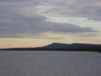Закат на Мадуйском озере (1)