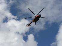 Вертолет над Мадуйкой (2)