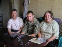 Семья Нины Федоровны и Андрея Васильевича Корзухиных