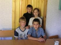 Дети Суломая: в местной школе